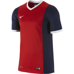 PARK DERBY JERSEY UNIVERSITY RED/MIDNIGHT NAVY [FROM: $23.80]
