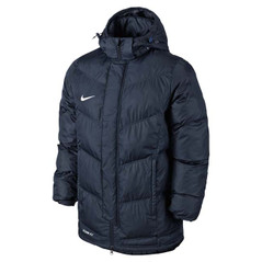 TEAM WINTER JACKET MIDNIGHT NAVY