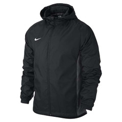 ACADEMY RAIN JACKET BLACK