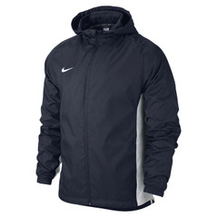 ACADEMY RAIN JACKET MIDNIGHT NAVY