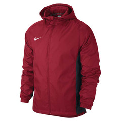 ACADEMY RAIN JACKET UNI RED