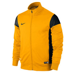 ACADEMY 14 SIDELINE KNIT JACKET UNI GOLD/BACK