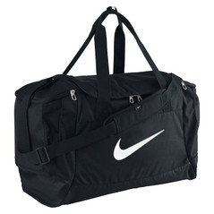CLUB TEAM SWOOSH DUFFEL BLACK