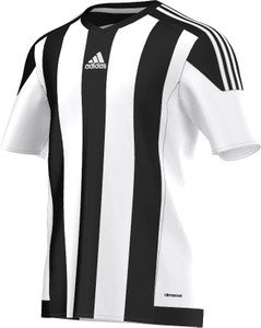 STRIPED 15 JERSEY WHITE/BLACK