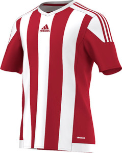 STRIPED 15 JERSEY POWER RED/WHITE