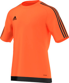 ESTRO 15 JERSEY SOLO ORANGE/BLACK