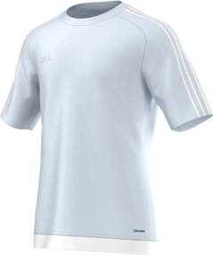 ESTRO 15 JERSEY LIGHT GREY/WHITE