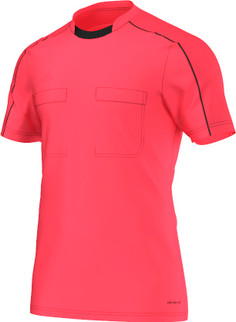 REF 16 JERSEY SHOCK RED/BLACK