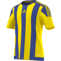 STRIPED 15 JERSEY YELLOW/BOLDBLUE