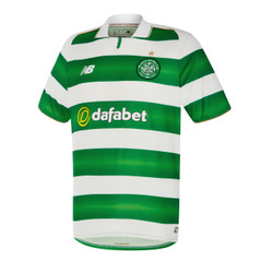 CELTIC HOME 16/17 JERSEY GREEN/WHITE