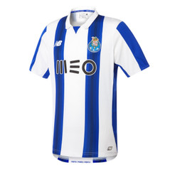 PORTO HOME 16/17 JERSEY BLUE/WHITE