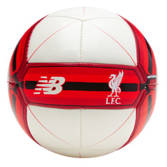 LIVERPOOL BALL WHITE/RED