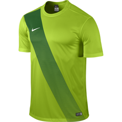 SASH JERSEY S/S ACTION GREEN/PINEGREEN [FROM: $32.20]