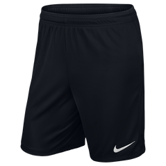PARK II SHORT BLACK