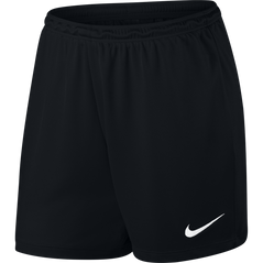 PARK II WOMENS SHORT BLACK