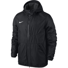 TEAM FALL JACKET BLACK