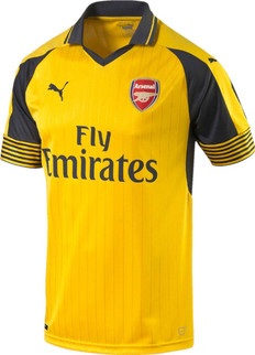 ARSENAL AWAY JERSEY YOUTH 16/17