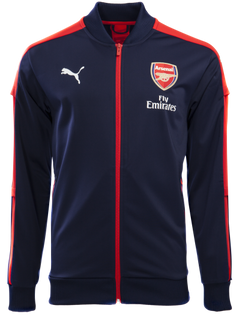 ARSENAL STADIUM JACKET 16/17 NAVY