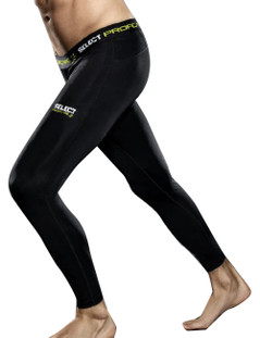 COMPRESSION PANT BLACK