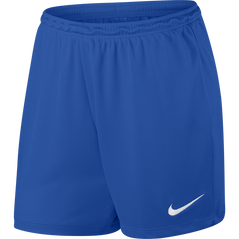 PARK II WOMENS SHORT ROYAL