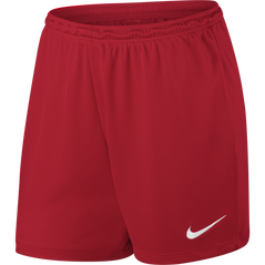 PARK II WOMENS SHORT UNI RED