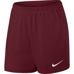 PARK II WOMENS SHORT TEAM RED