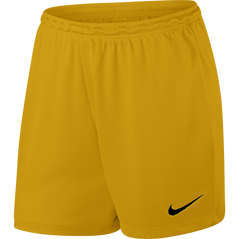 PARK II WOMENS SHORT UNI GOLD