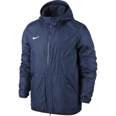 TEAM FALL JACKET NAVY