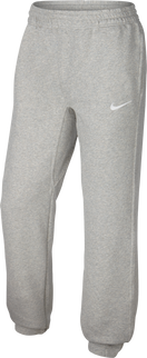 TEAM CLUB CUFF PANT GREY HEATHER