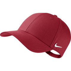 CLUB TEAM CAP UNI RED/WHITE