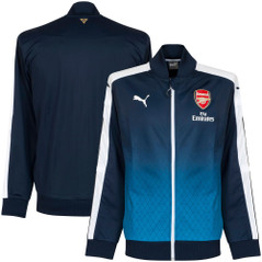 ARSENAL STADIUM JACKET NAVY