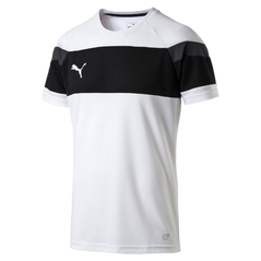 SPIRIT II JERSEY S/S WHITE/BLACK