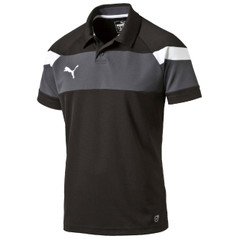 SPIRIT II POLO BLACK/WHITE [FROM: $28.00]