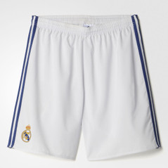 REAL MADRID HOME SHORTS 16/17