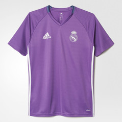 REAL MADRID TRAINING JERSEY 16/17