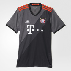 BAYERN MUNICH AWAY JERSEY 16/17