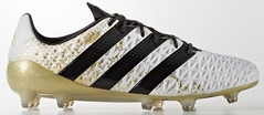 ACE 16.1 WHITE/GOLD