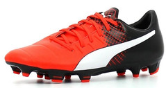 EVOPOWER 3.3 FG RED/BLACK