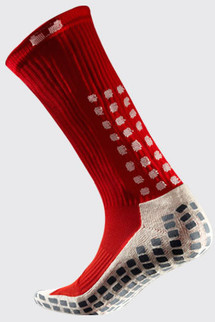 TRU SOCKS MID CUT RED