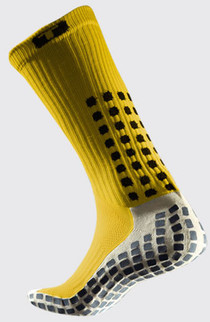TRU SOCKS MID CUT YELLOW