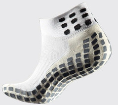 TRU SOCKS ANKLE CUT WHITE