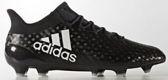 X 16.1 FG BLACK/WHITE/BLACK