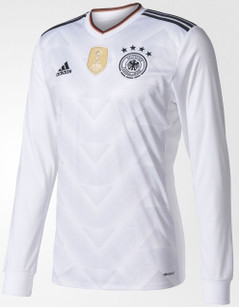 GERMANY HOME LONG SLEEVE JERSEY 16/17