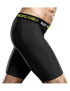 KINGSLEY COMPRESSION SHORT BLACK