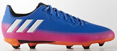 MESSI 16.3 FG J BLUE/ORANGE