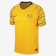 AUSTRALIA HOME JERSEY YOUTH 17/18