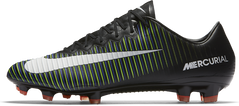 MERCURIAL VAPOR XI FG BLACK/WHITE/GREEN