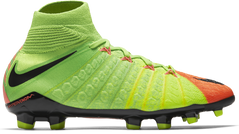 JR HYPERVENOM PHANTOM III DF FG GREEN/BLACK