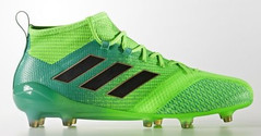 ACE 17.1 PRIMEKNIT GREEN/BLACK