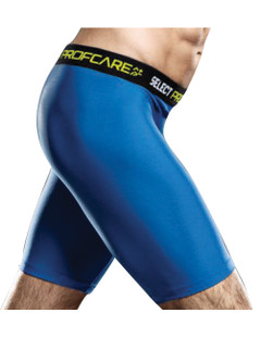 QUINNS COMPRESSION SHORT ROYAL